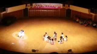 聖公會李兆強小學畢業典禮 現代舞〈下卷〉