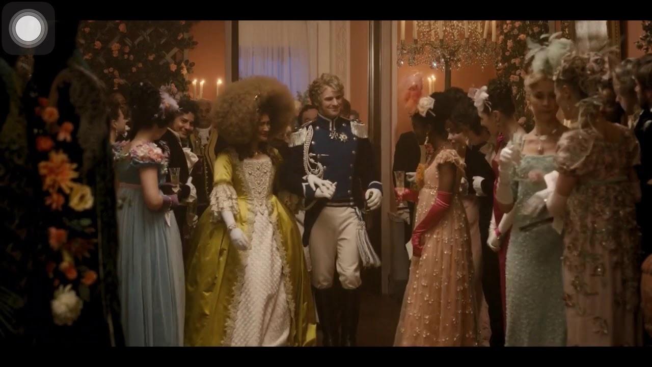 Download Bridgerton Daphne and the prince first meet/Daphne snorts 1x3 #bridgerton #daphnebridgerton