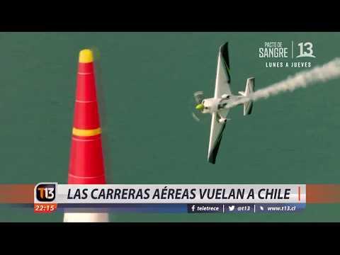 Las carreras aéreas vuelan a Chile