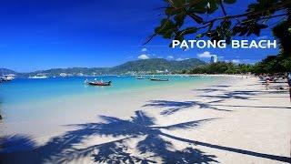 Bangkok to Phuket! Patong Beach Thailand ประเทศไทย | VLOG #98