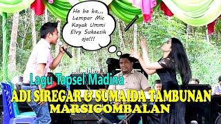 Download Marsigombalan - Adi Siregar Ft. Sumaida Tambunan - Live Janji Raja - Angkola Timur