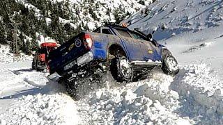 Ford Ranger  ☃️TAKLA HEYECANI😁❄☃️OFF ROAD @TÜRKIYE🇹🇷 BLACKSEA🇹🇷