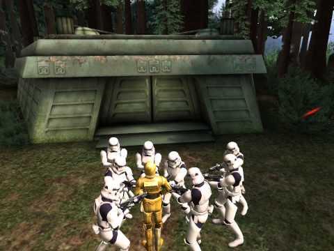 Star Wars Scene Maker Funny- 3P0's Power
