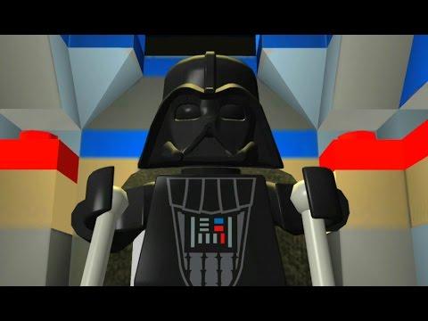 LEGO Star Wars: The Complete Saga Walkthrough Part 19 - Rebel Attack (Episode IV)