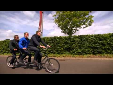 BBC: Jake Humphrey, David Coulthard and Eddie Jordan in Silverstone for 2011 British Grand Prix