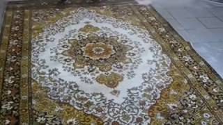 видео химчистка ковров одинцово