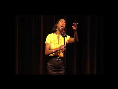 Heather Headley Performing