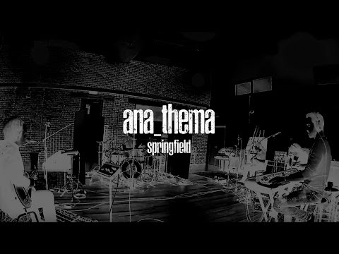 Anathema - Springfield (from The Optimist)