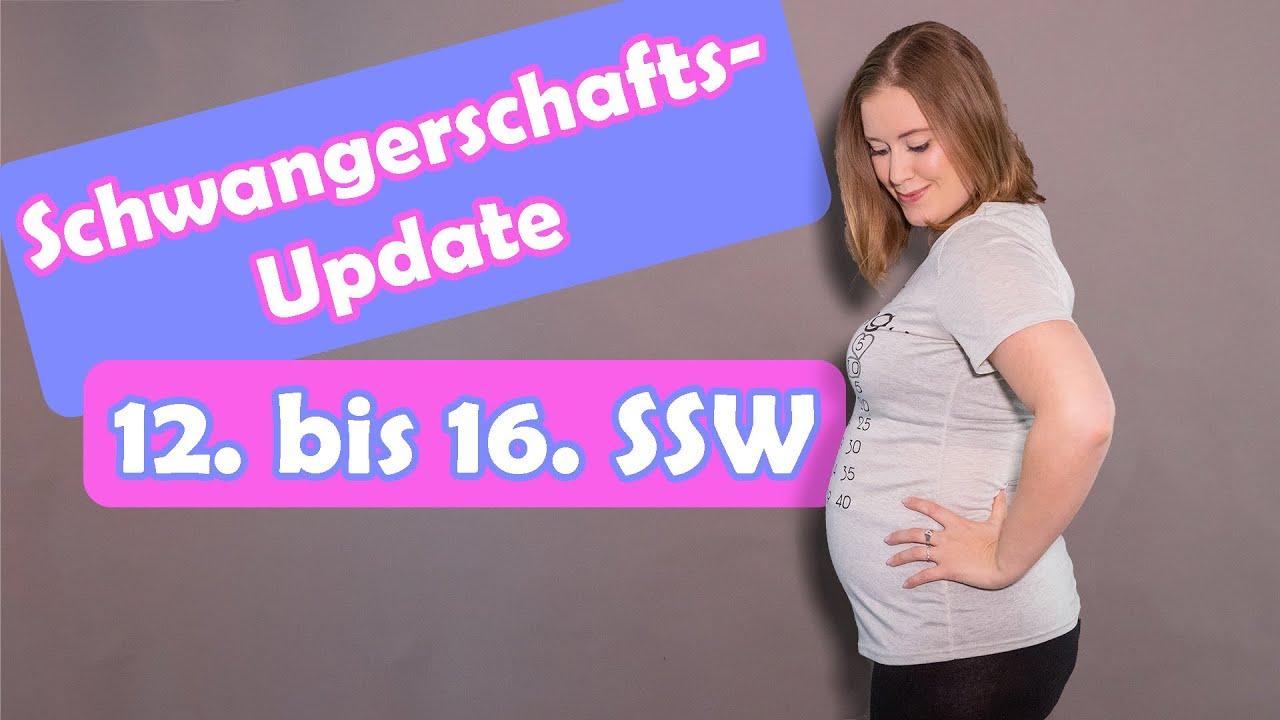 Schwanger nach Sternenkind - Schwangerschaftsupdate 12