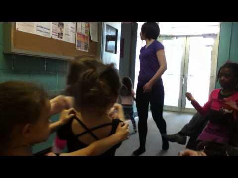 Mami En Clases De Ballet