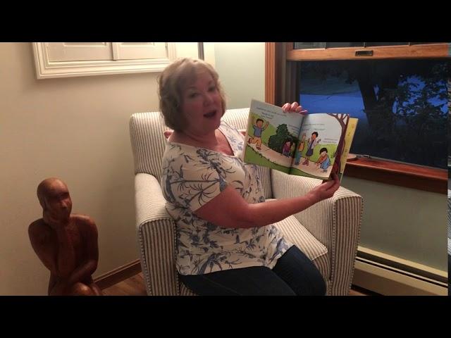 Children's Storytelling Sept 27, 2020- Words are not for Hurting