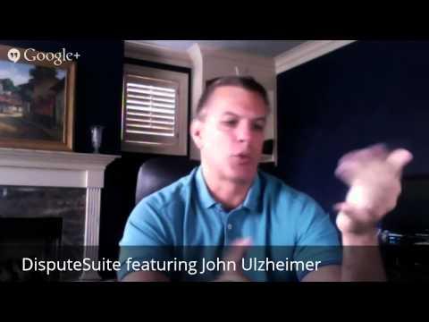 7/30/14 Weekly Webinar Special Guests (John Ulzheimer / Kelly Eklund)