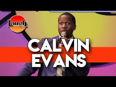 Calvin Evans   House Party   Laugh Factory Chicago Stand Up Comedy