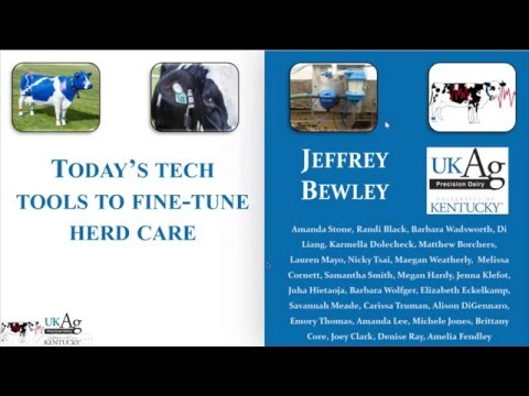 Today's tech tools to fine-tune herd care