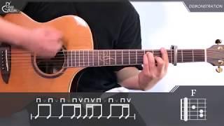 figcaption [그랩더기타] 좋니 (Like It) - 윤종신 (Jong Shin Yoon) [Guitar Tutorial|기타 강좌]