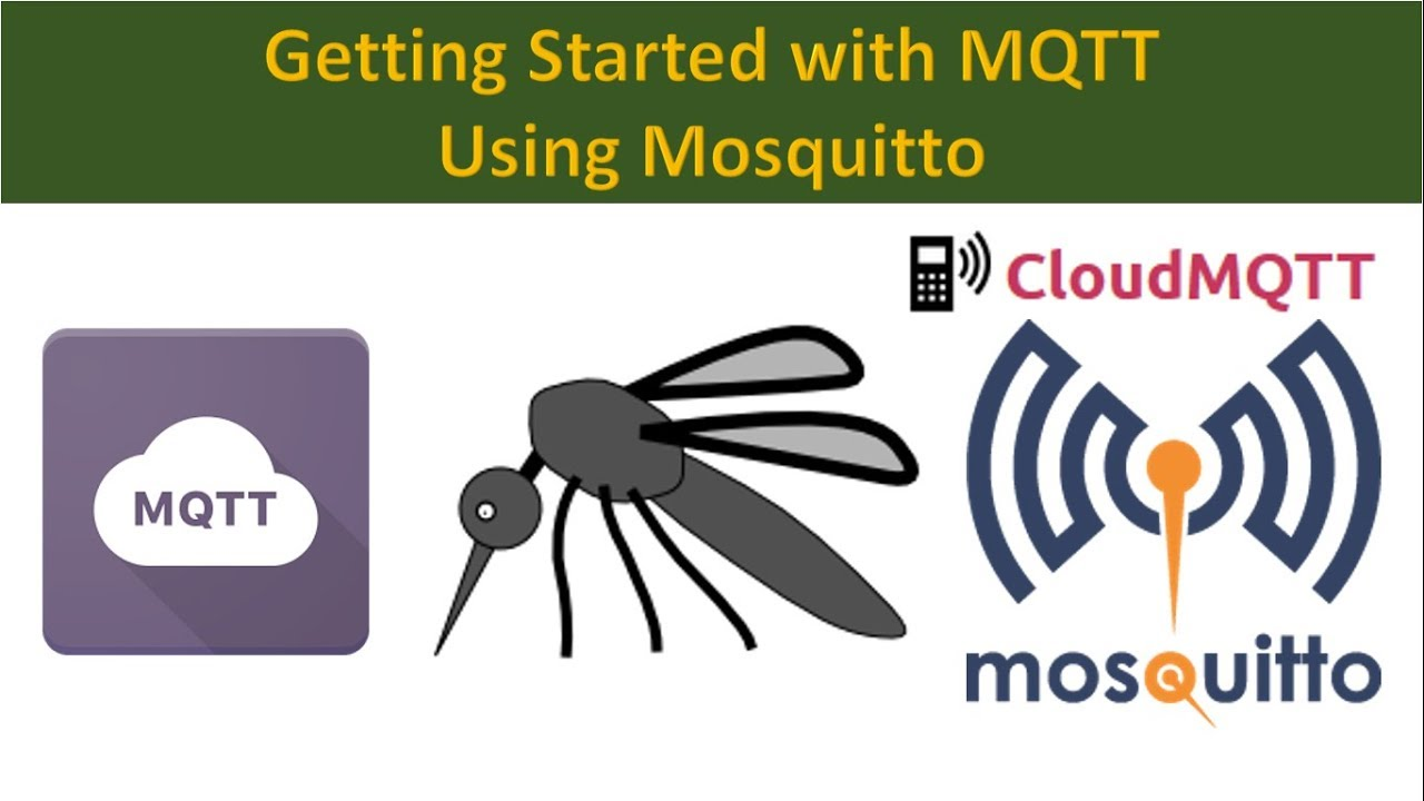 Getting Started with MQTT using Mosquitto | Cloud MQTT
