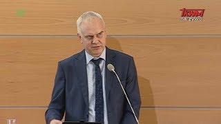 """Sympozjum """"Bezpieczeństwo energetyczne Polski"""": Wystąpienie dr. hab. Leszka Jesienia"""