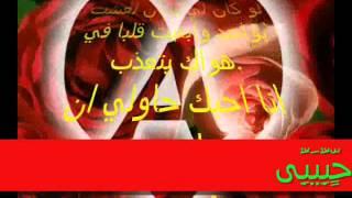 حب عمرى ملاك حبيبى  اغانية مصطفى كامل احساسى