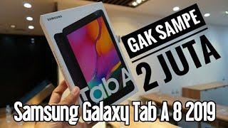 Di bawah 2jt! Unboxing Galaxy Tab A 2019