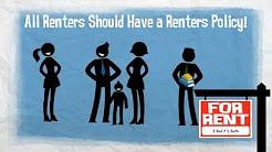 Insurance 101 - Renters Insurance