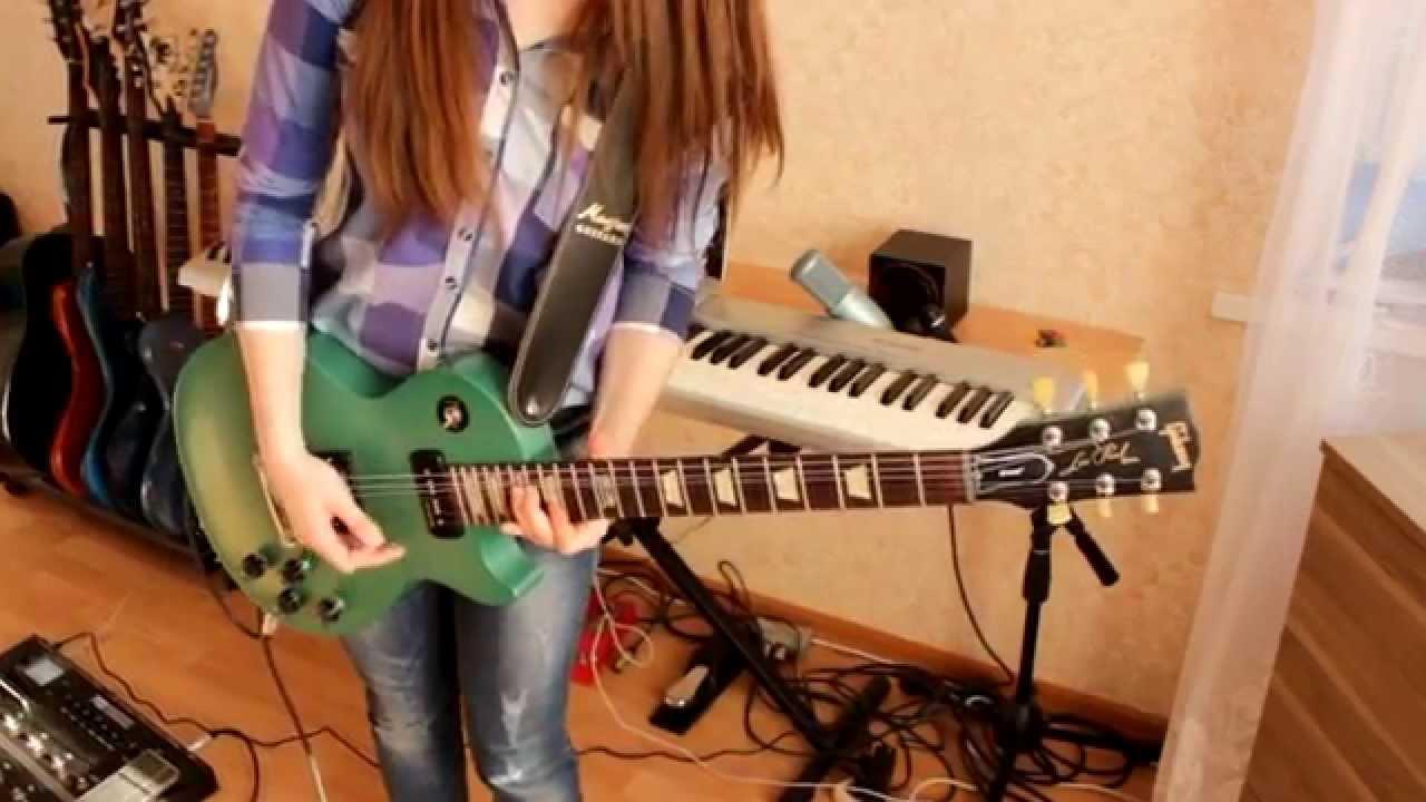 muse-psycho-guitar-cover-hd-marina-andrienko