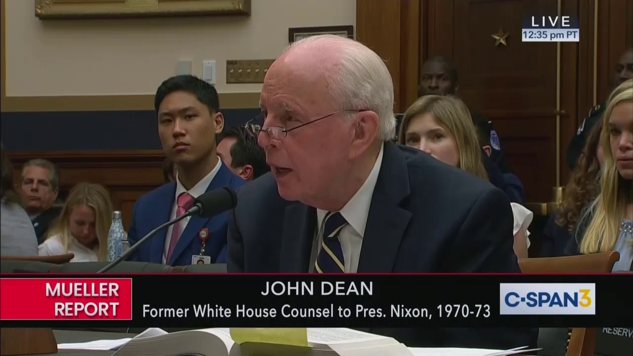 Image result for photos of barbara MCQUADE AT HEARING WITH JOHN DEAN