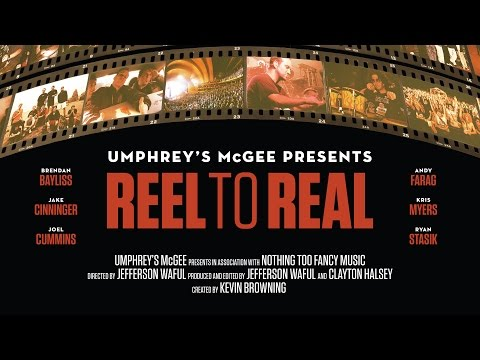 Umphrey's McGee: REEL TO REAL (Trailer)