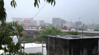 Santacruz Mumbai rains