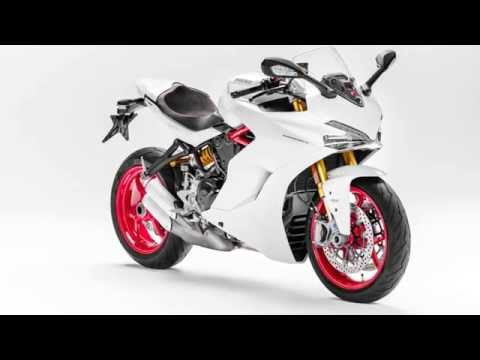2017 Ducati Supersport & Supersport S