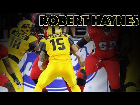 Robert Haynes 2017 Indoor Football Highlights