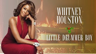 Whitney Houston - Little Drummer Boy - Christmas Songs 🎄🎅