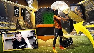 WALKOUT & SCREAMER SAME PACK! #FIFA 17 Ultimate Team