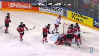 MS v hokeji 2015 Česko - Kanada 3:6
