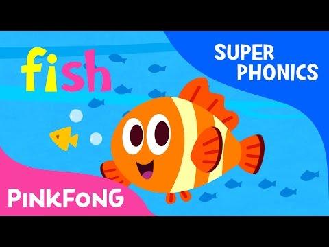 sh | Selfish Fish |  Super Phonics | Pinkfong Songs for Children