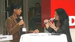 Feros Forudastan im Gespräch mit Dennesch Zoudé