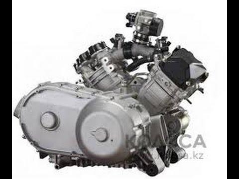 Схема смазки ДВС CF Moto X8