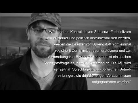 Ansage an Stephan Brandner MdB von der AfD