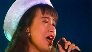 森口博子さん 映画『機動戦士ガンダムF91』主題歌 Hiroko Moriguchi,Liv...