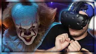 THIS DUDE IS EVEN FREAKIER IN VR!! IT: Float VR