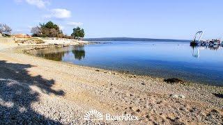 beach Lučica, Nerezine, island Lošinj, Croatia
