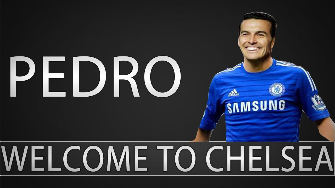 Pedro Rodríguez Joins Chelsea Welcome To Chelsea FC