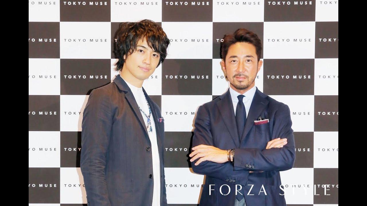 画像: 【FORZA STYLE】 斎藤工インタビュー at TOKYO MUSE youtu.be