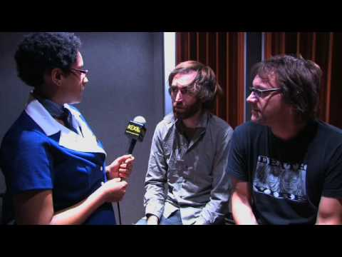 Interview with A Place To Bury Strangers (Live on KEXP)