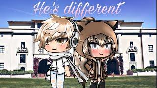 He's different //Gacha Life\\ ep. 1