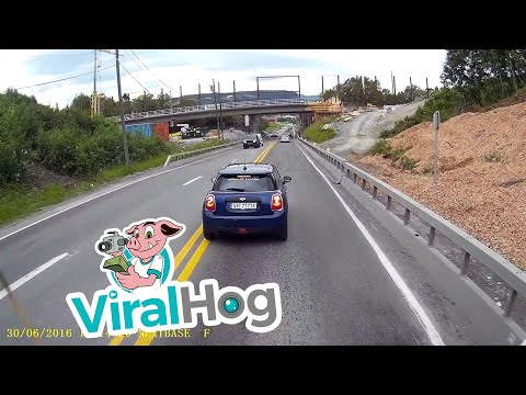 Thumbnail: Reckless Mini Cooper Gets Served