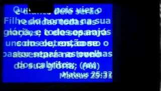 Abertura do culto IBCACHOEIRO , Pr: Felipe.