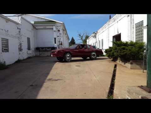Monte SS on 28s Dub Floaters By Special Vehicles