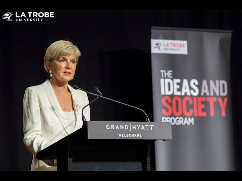 Hon. Julie Bishop MP-Australian Foreign Policy in a contested Indo-Pacific Region