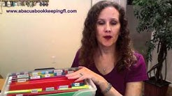 Abacus Bookkeeping, LLC - How to set up a filing system for your invoices and receipts