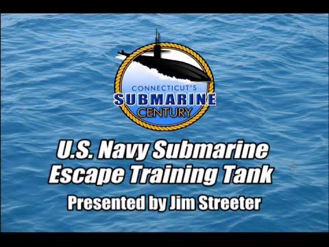 Connecticut's Submarine Century - U.S. Navy Submarine Escape Training Tank